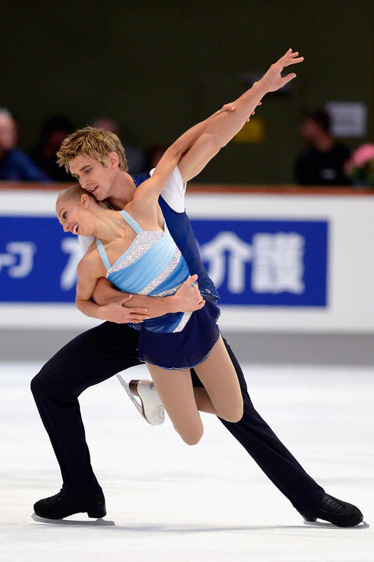 PHOTOS: Which Figure Skating Pairs Are Dating? - Heavy