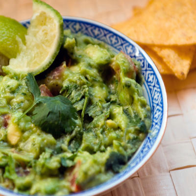 your Weight Loss Program with Mexican foods - Guacamole
