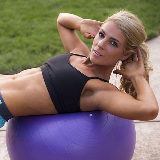 Female Fitness Trainers Workout Tips and Photos