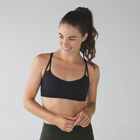 Light-Support Yoga Sports Bras for the Small-Chested Woman | Shape ...