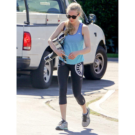 Celebrity Fitness: What Stars Wear to the Gym | Shape Magazine