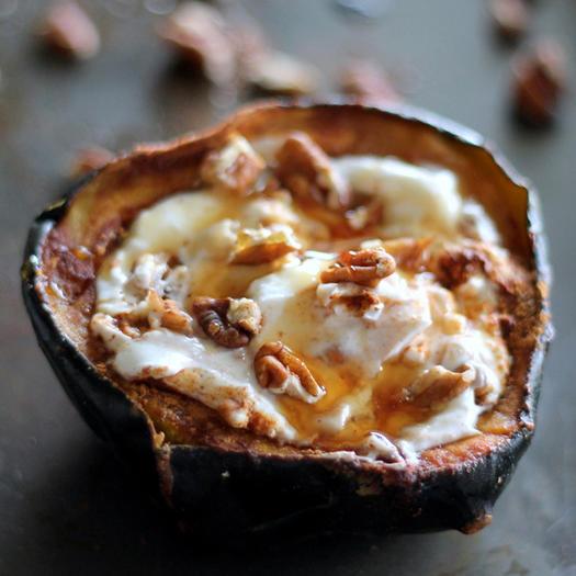 Easy baked acorn squash recipes