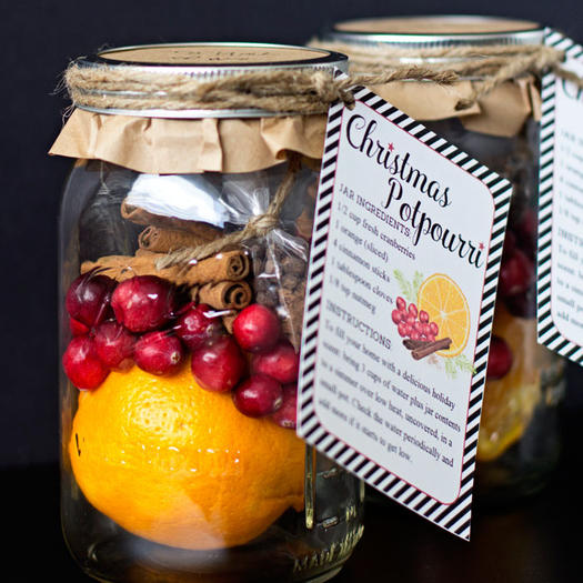 Holiday Gift Ideas: 20 Genius DIY Gifts Found On Pinterest