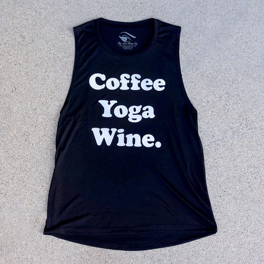 Inspire Your Flow: 20 Funny Yoga Tank Tops For Women