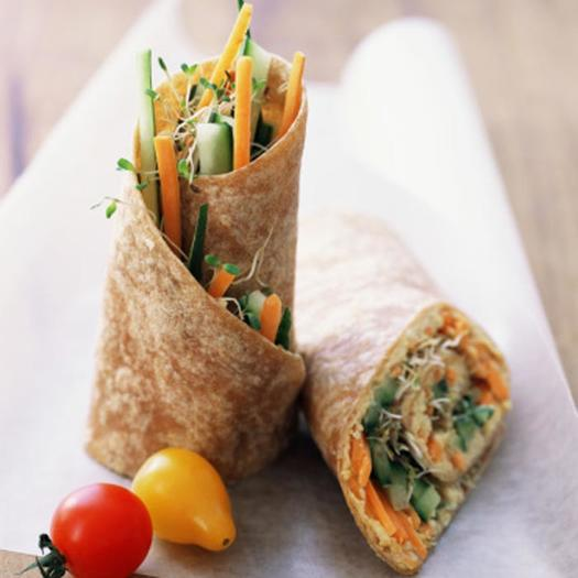 Healthy Lunch Recipes: Top 10 Sandwiches Under 300 Calories | Shape ...