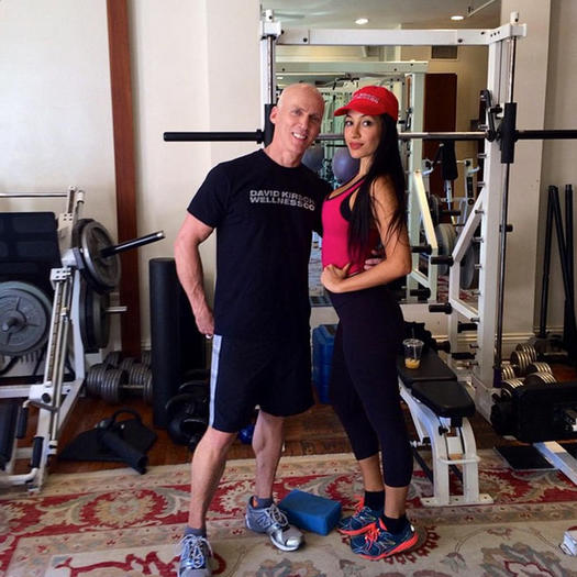Celebrity Fitness Trainers | Exercise.com Blog