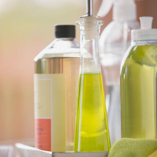 Spring Cleaning Tips: 7 All-Natural Cleaner Recipes | Shape Magazine