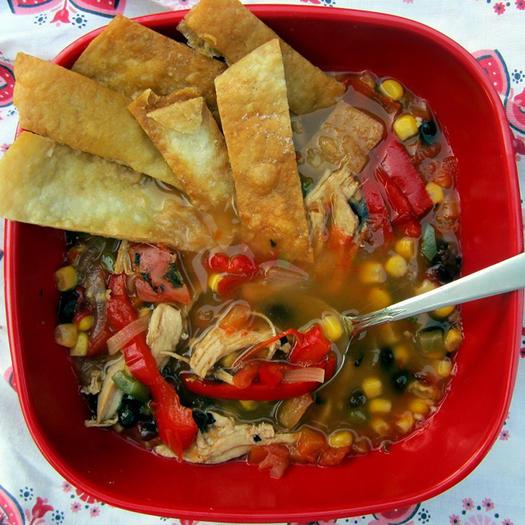 recipe with ground turkey and chicken broth