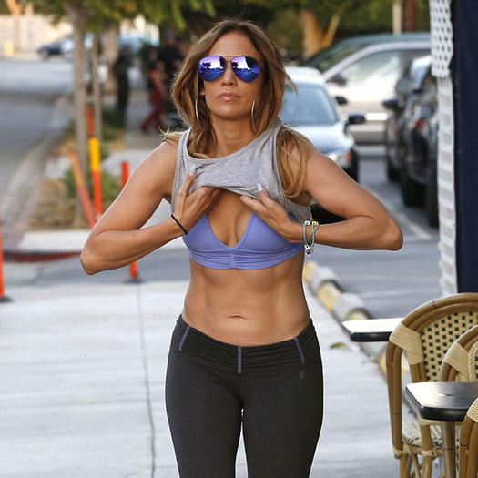 The J-Lo Diet Plan - How Jennifer Lopez Lost Weight ...