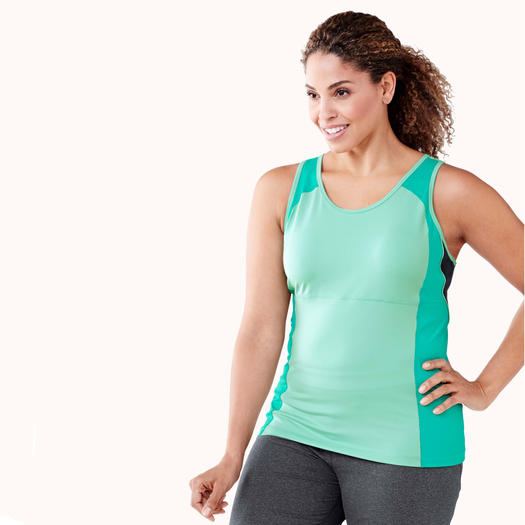 sportswear brands that do plus size clothes right shape