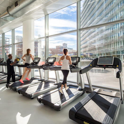 Healthy living beautiful gyms in the u s shape magazine