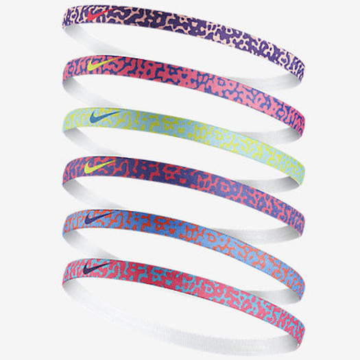 Exercise Hair Bands: No-Sweat Hairstyles: 10 Cute Workout Hair Accessories