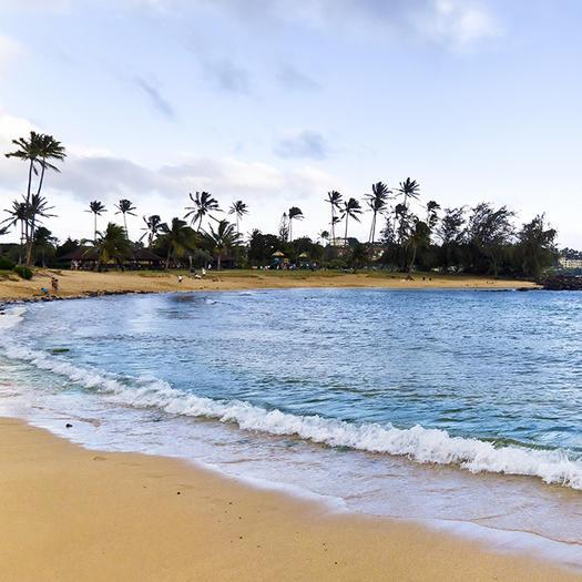 Kauai Beach: America's Best Beaches For Fitness (According To