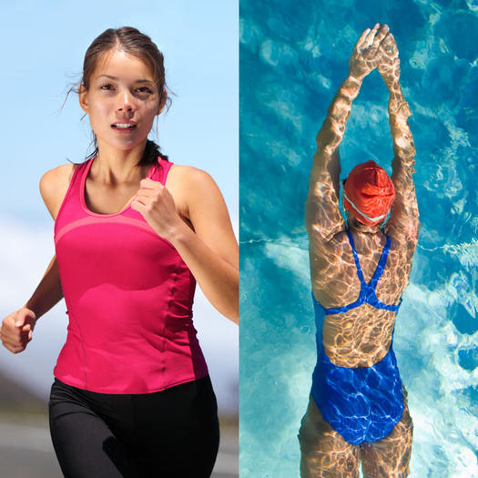 Workouts for weight loss calories burned during sports and workout routines shape magazine for How to lose weight in swimming pool