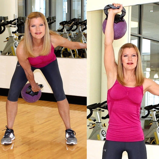 New Kettlebell Exercises For Your Workout Routine: Fat Burning Kettlebell Exercises