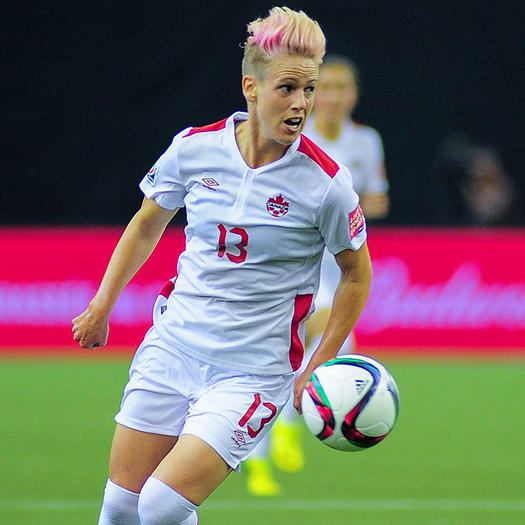 Cool World Cup Tested Hairstyles To Rock At The Gym Shape Magazine Short Hairstyles Gunalazisus