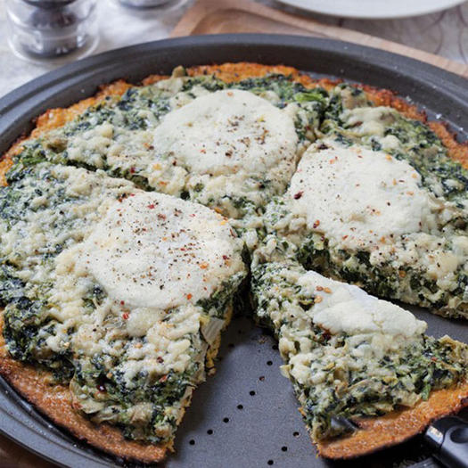Spinach Artichoke Pizza: Healthy Recipes: 10 Easy Meals That Are Better Than