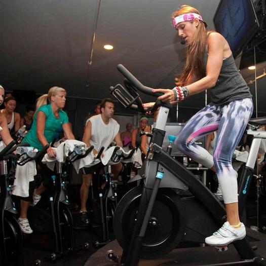 Spinning Workout Routine
