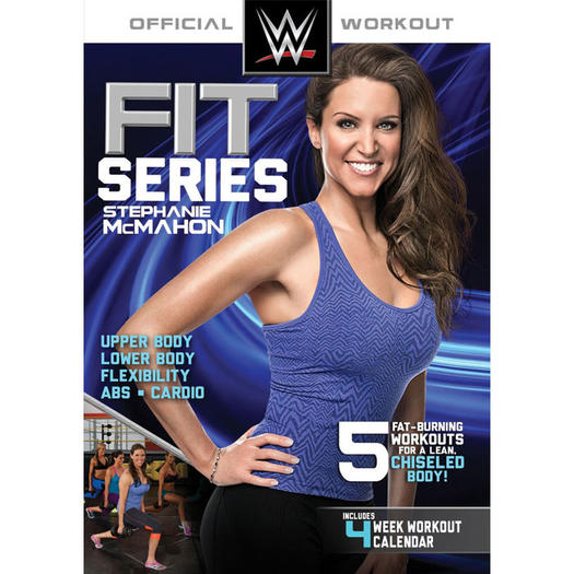 Fitness Dvd For Very Unfit