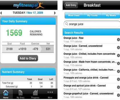 an analysis of the usefulness of my fitness pal app Diet tracker showdown: myfitnesspal vs lose it beth skwarecki mar 6, 2017 you can also log and track your weight through these apps myfitnesspal (free.