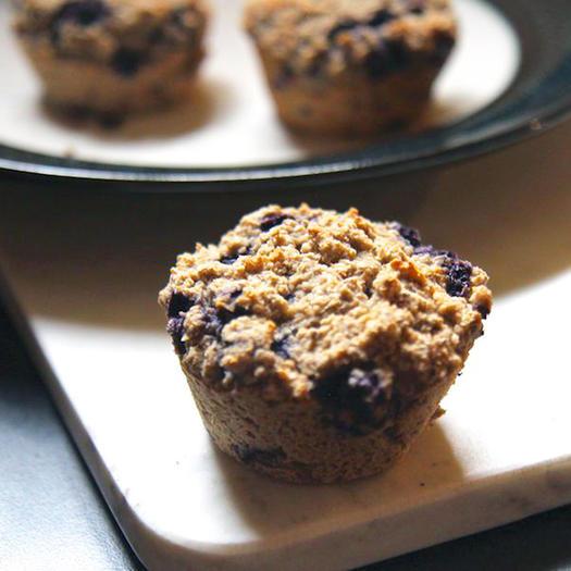 Blueberry Mug Cake Microwave