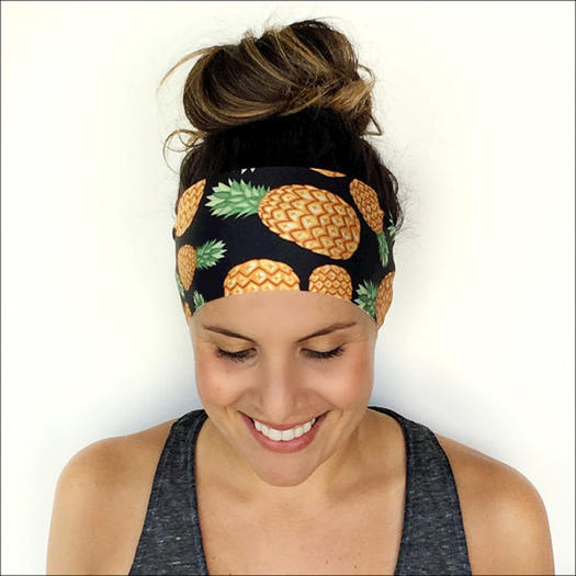 Exercise Hair Bands: Running Headbands To Help You Breeze Through Your Workout