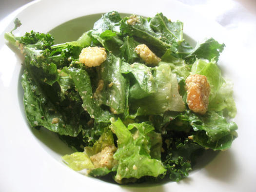 Vegan Caesar Salad Dressing