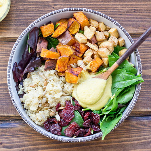 High-Protein Vegetarian Lunch Recipes
