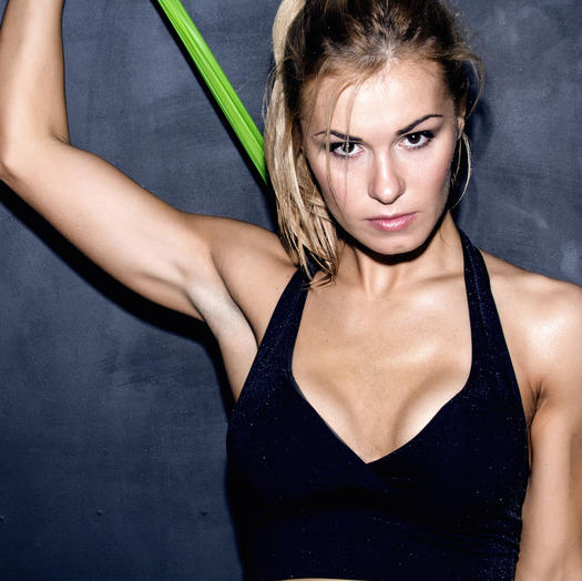 8 Barre Exercises You Can Do With Resistance Bands