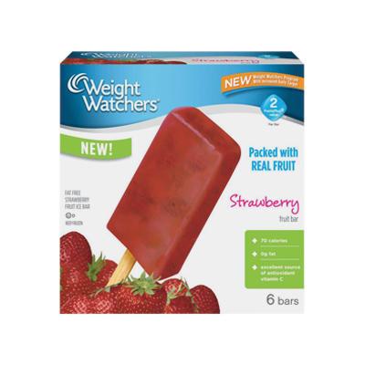 Crackle bar mini calories in strawberries