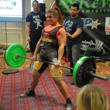 Inspirational Stories Meet Powerlifter Katelyn O Donnell