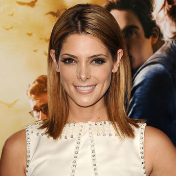 Ashley Greene on Her First 10K and Secrets from the Twilight Set