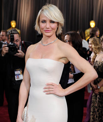 Cameron Diaz arms