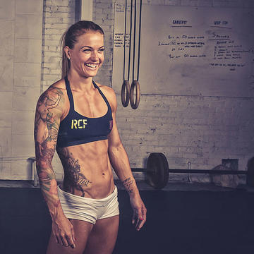 CrossFit Star Christmas Abbott On How to Lose Belly Fat ...