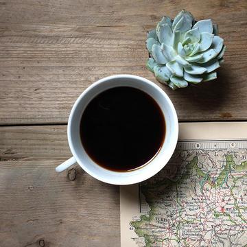 Café eco amigable