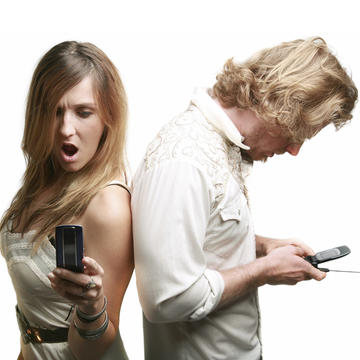 Relationship Problems Caused by Text and Email   Shape Magazine