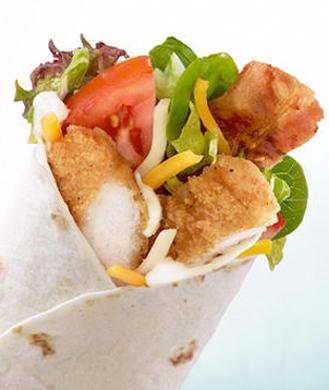 McDonald's Premium McWrap Sandwiches: Nutrition, Calories ...