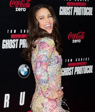Paula Patton Ghost Protocol
