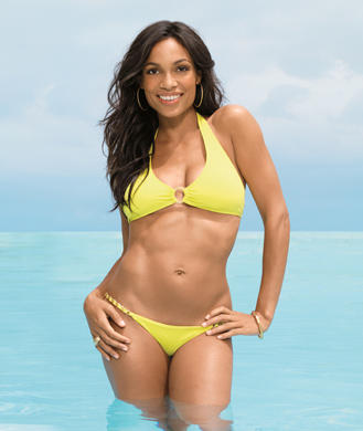 Rosario Dawson's Workout Playlist | Shape Magazine