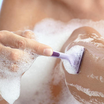 the bizarre history of hair removal waxing shaving