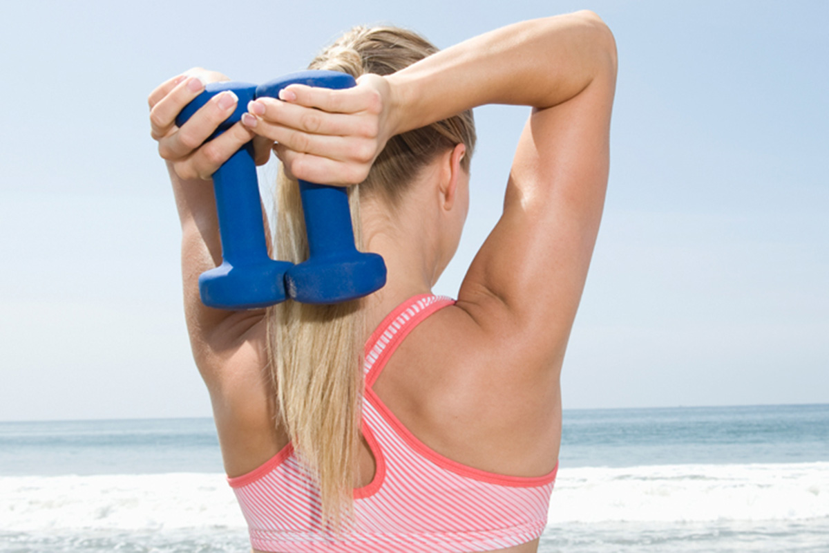 Ask the Celebrity Trainer: How Do I Get Rid of Arm Fat ...