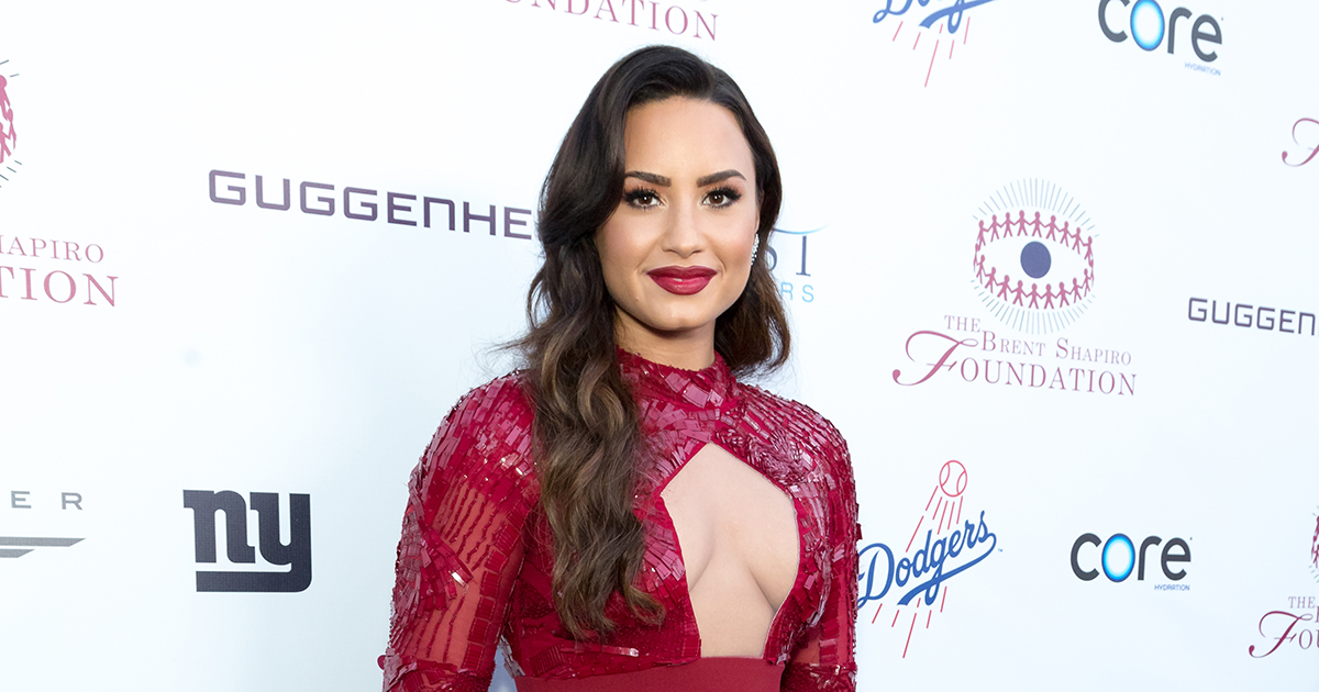 Demi Lovato might have a girlfriend, and the internet is excited