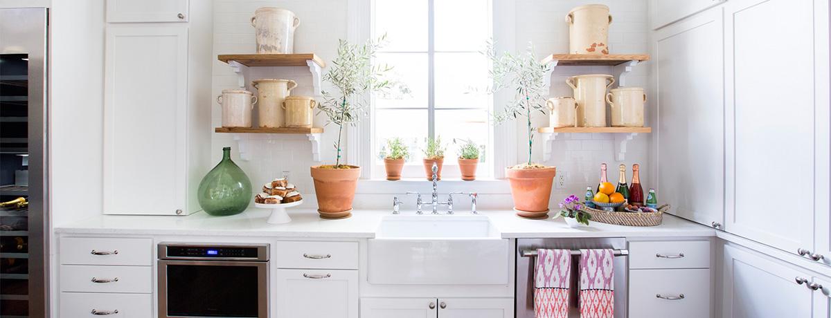 Shop more kitchen faucets!