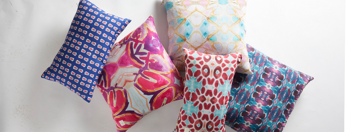 Shop more throw pillows!