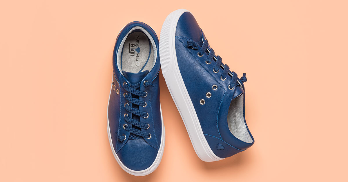 NurseMates Fenton Alignment Sneaker