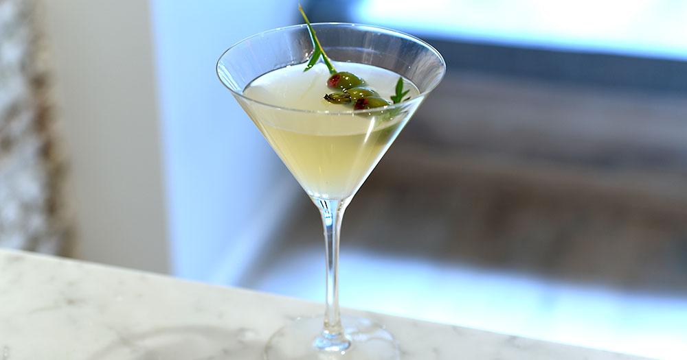 Gin and Asparagus