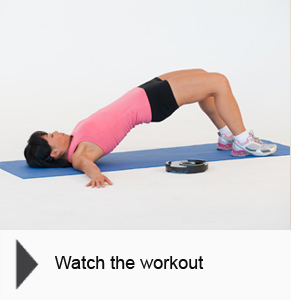 Hip Raise Ab Exercise