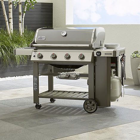 Warm Weather-Approved Grills
