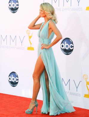 Heidi Klum's Legs
