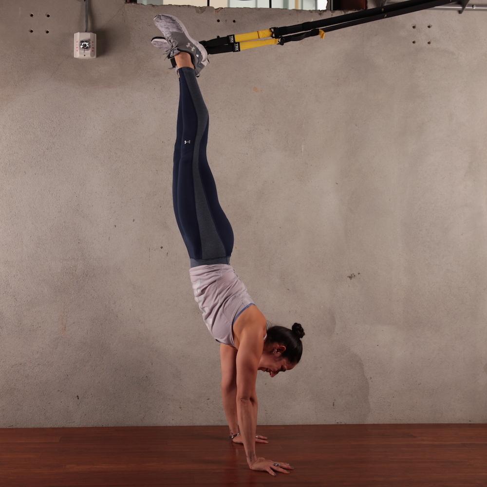 Master Instagram-Worthy Yoga Poses Using the TRX